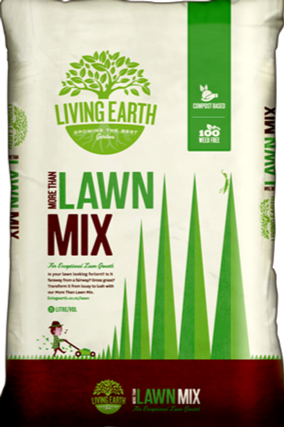 Living Earth Lawn Mix