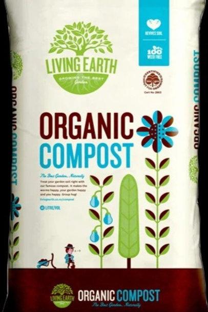 Living Earth Organic Compost
