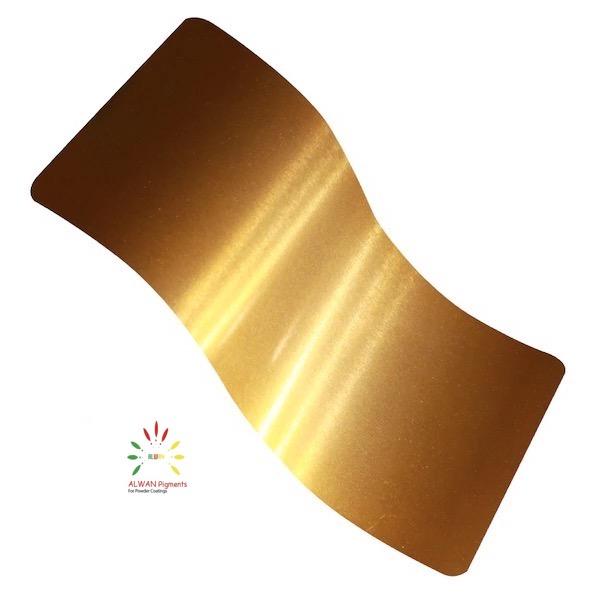 shiney copper