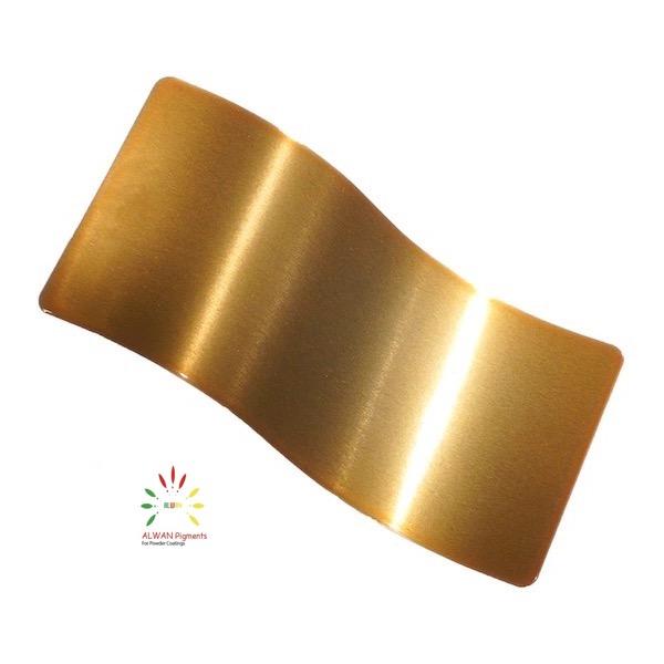 shiney brass