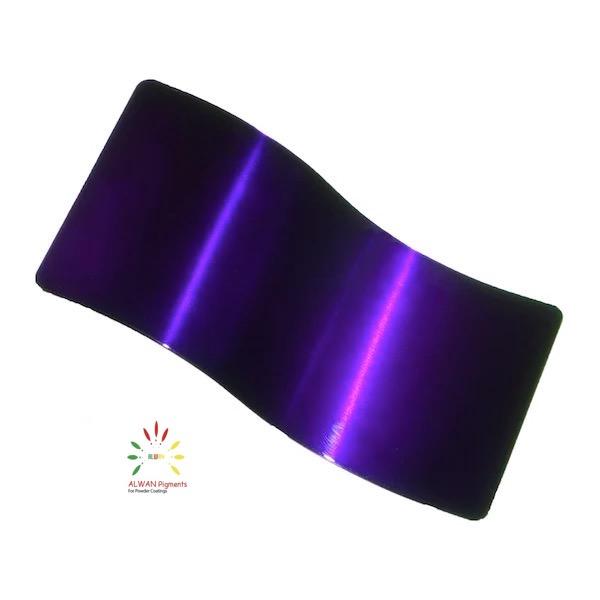 shiney purple