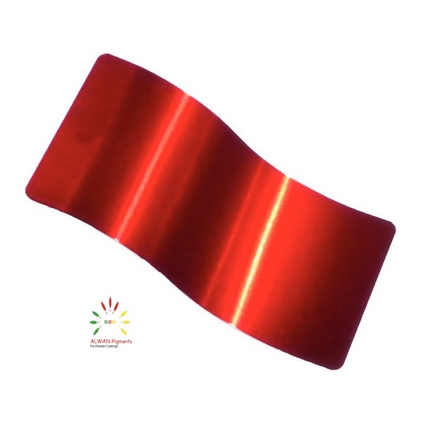 shiney red