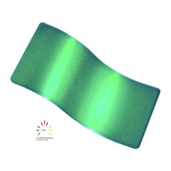 ultra shiney green
