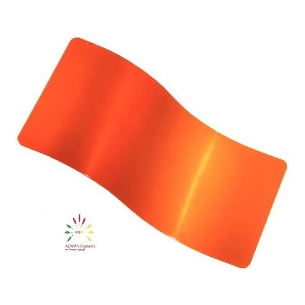 orange trans flame