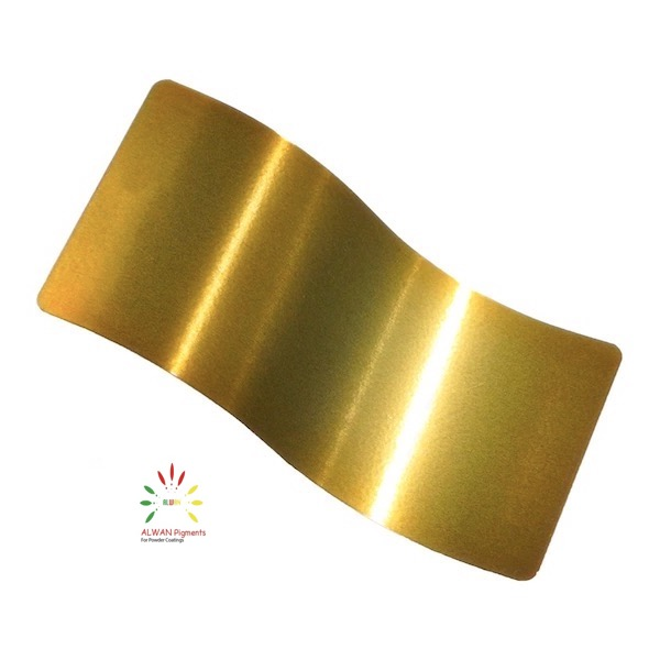 shiney gold