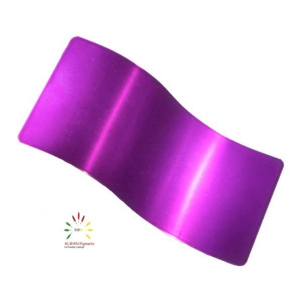 clear trans purple