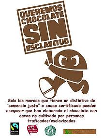 Difusión Chocolate justo
