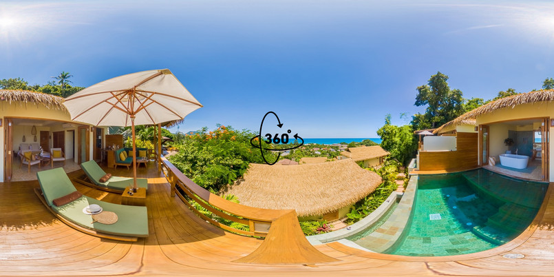 Wild Cottages Koh Samui 360 Virtual Tour