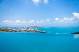 Panoramic Sea View - Photographer Koh Sa