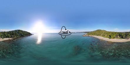 Samujana Bay 360 Aerial