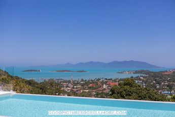 Photographer Koh Samui - Villa Once upon
