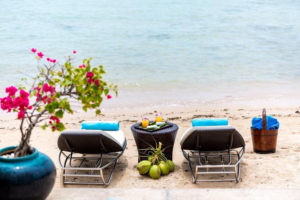 Indu Beach Villa - Koh Samui Photographe