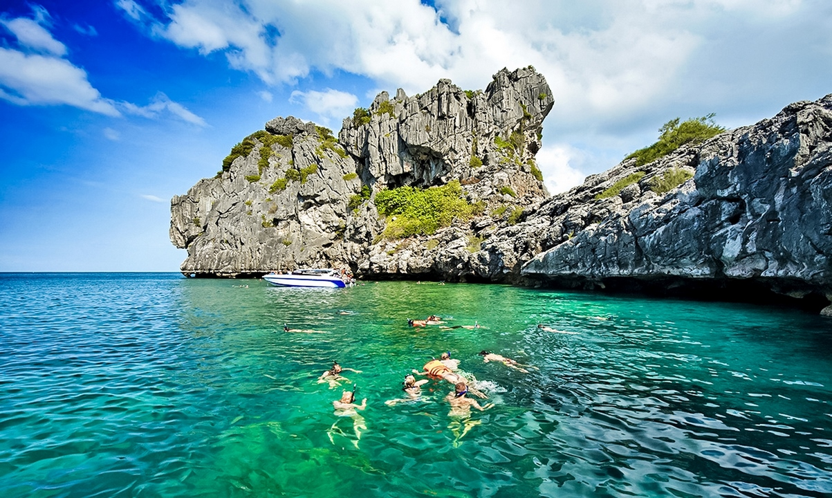 Koh Samui Seaview Luxury Holiday Villa Bophut