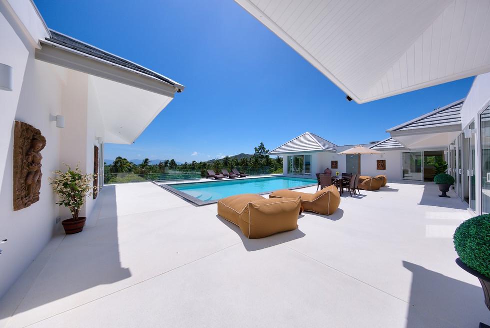 Villa White Lotus - Photographer Koh Sam