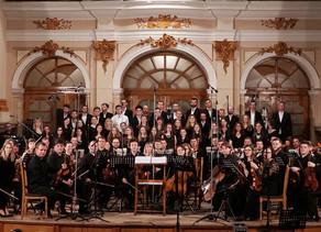 Ukrainian Festival Orchestraнова музична історія АБО як створити оркестр?