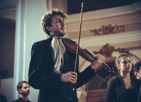 Як керувати оркестром через смартфонабоВеликий музичний експеримент в Органному