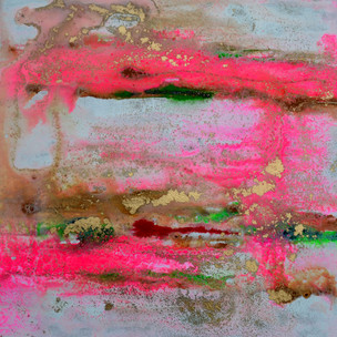 Moving water pink 36