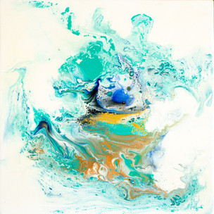 Explosion in water 30