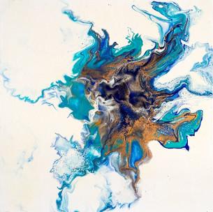 Explosion blue 35