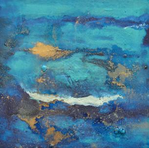 Blue Turquoise 25