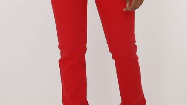 JEANS ROUGE
