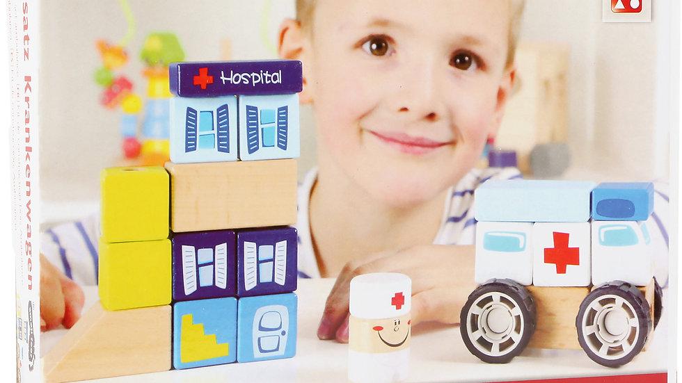 Kit de construction Ambulance