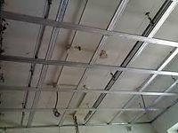 steel stud ceiling