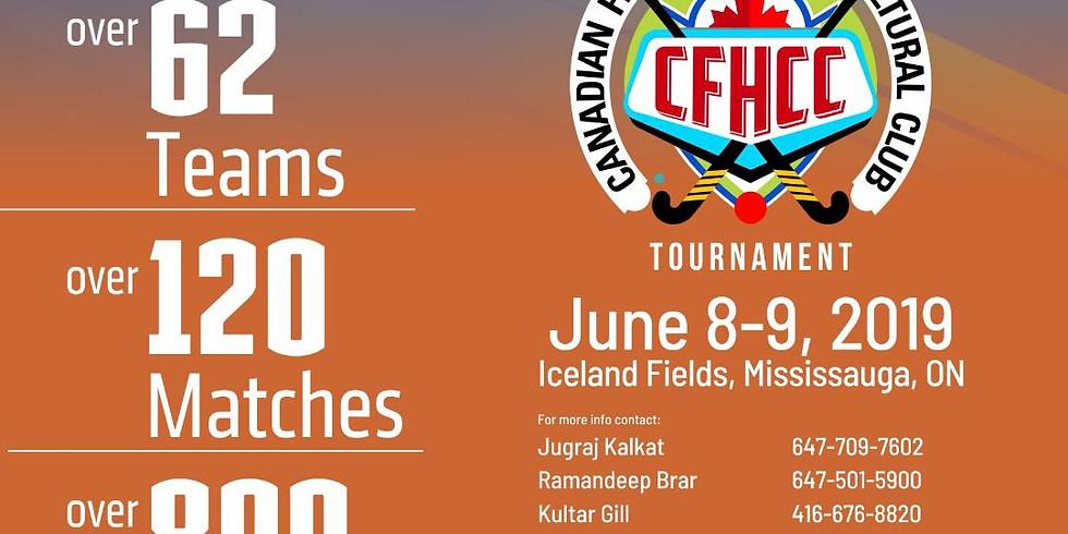CFHCC Junior Field Hockey Competition