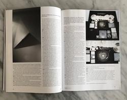 Sculpture Magazine NYC