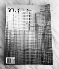 Tapa Sculpture Magazine NYC