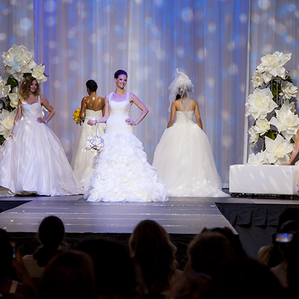 Surviving your first wedding show