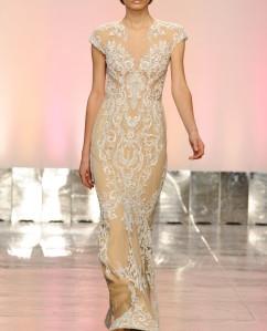 Autumn/Winter Wedding Dress Trends 2014