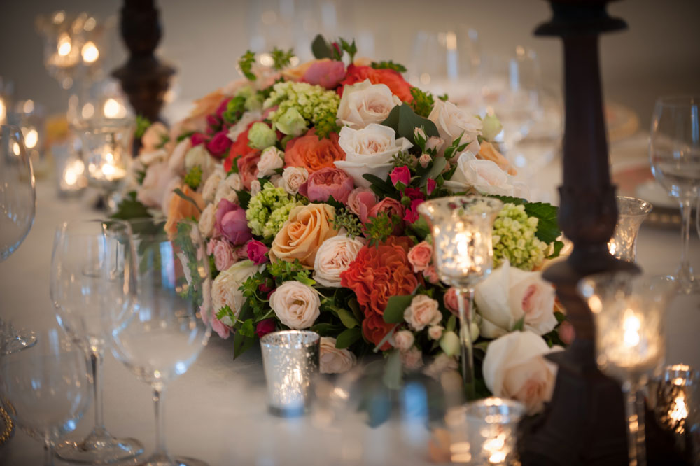 Empress Wedding Centerpiece
