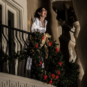 If you could, would you elope for the holidays?