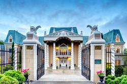 The Empress Estate Entrance