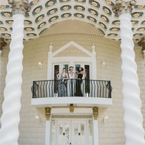 Sincerely, The Bride Photo-shoot At The Empress Estate