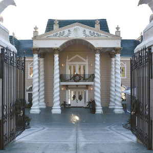 MANSION ON THE HILL~                        Featured Article In The Reflector.