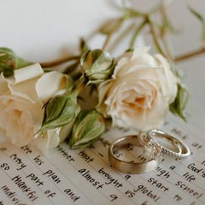 Wedding of Rachel & Spencer
