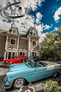 The Empress Estate Car Show
