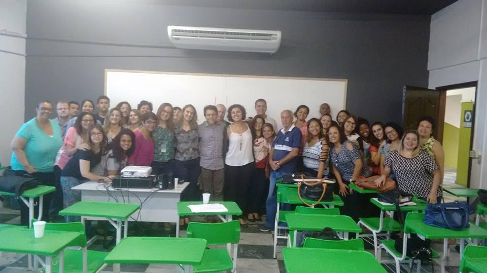 Palestra Celso Lisboa - RJ