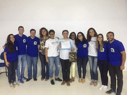 Liga Discente ATC-Rio Celso Lisboa