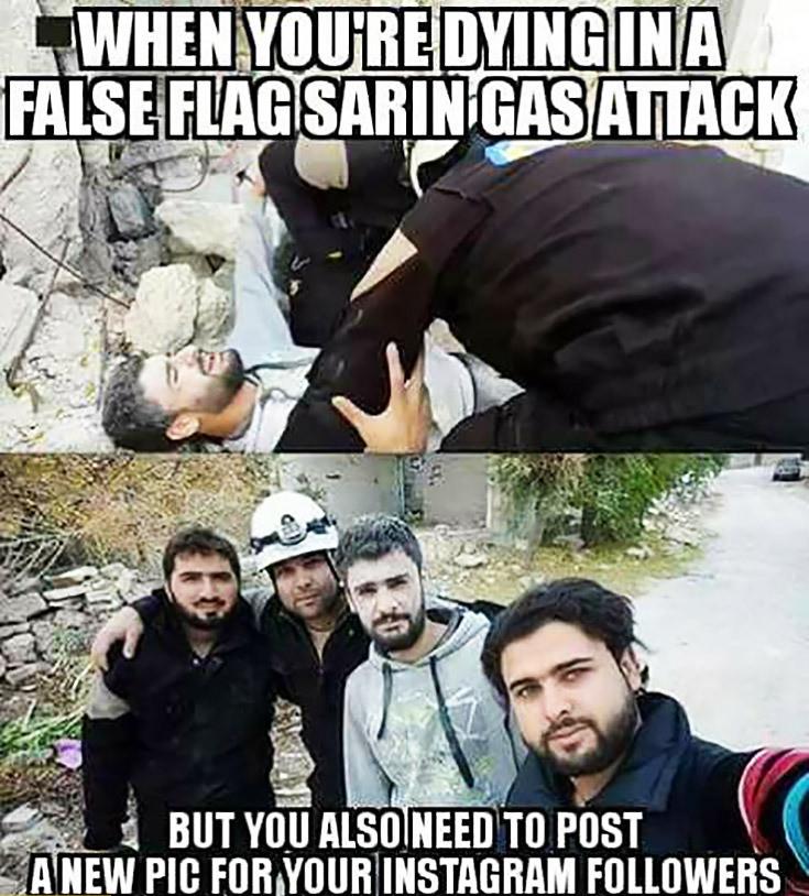 Gasangriff in Syrien