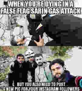 Gasangriff in Syrien