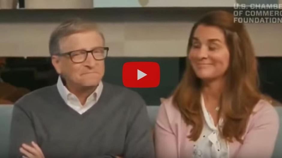 Unfassbar – Bill & Melinda Gates freuen sich auf die nächste Corona-Welle!