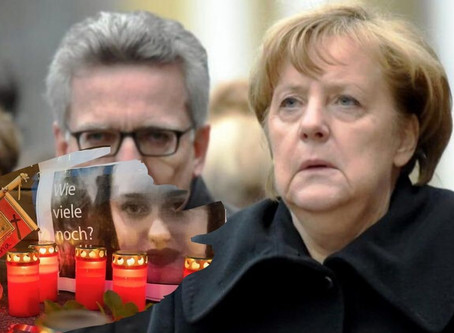Donald Trump: Die VERBRECHEN von Angela MERKEL sind ASTRONOMISCH !!!