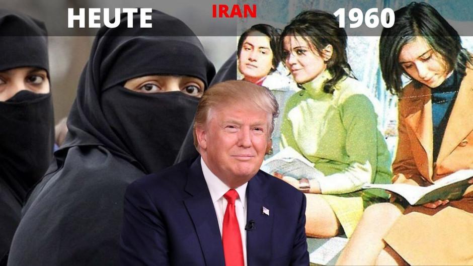 [Q]REVOLUTION – Wie Trump die Iraner vom DEEP STATE befreit!