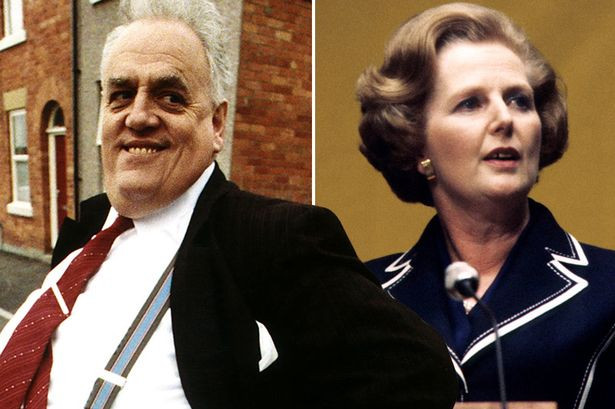 sir cyril smith margaret thatcher
