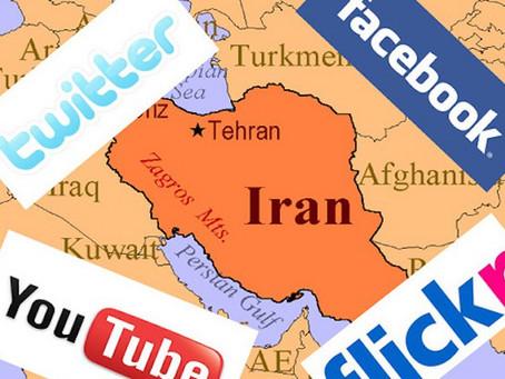 """Irans Justiz will soziale Medien komplett abschaffen – Seiten verbreiten Inhalte """"gegen die islamisc"""