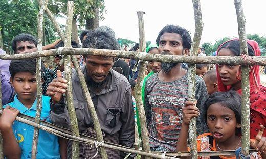 Myanmar Völkermord