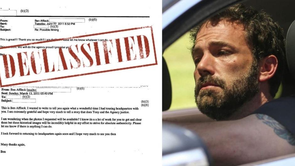 ENTHÜLLT: Hollywood-Star BEN AFFLECK stand im Dienst der CIA!